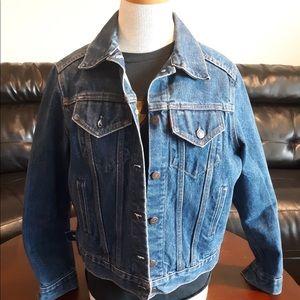 Classic Vintage Levi's denim jacket Size Medium